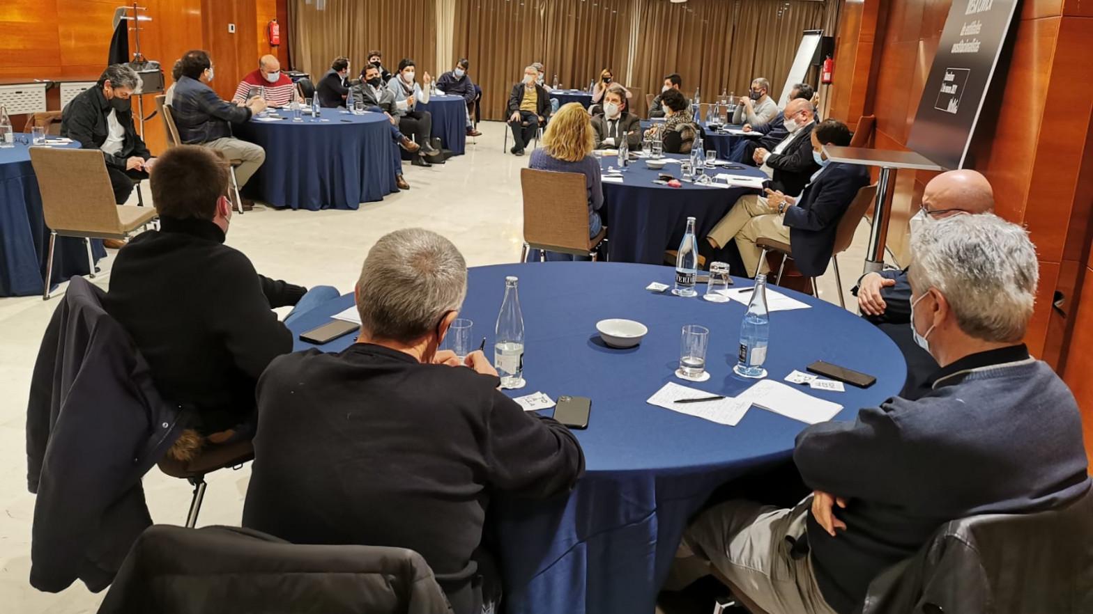 Las entidades constitucionalistas catalanas se reúnen para fijar una estrategia común