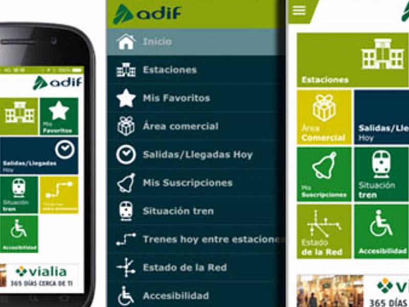 Adif lanzará a partir de julio una aplicación para recuperar objetos perdidos en trenes y estaciones