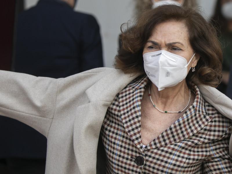 """Calvo ve como """"una fantasía más"""" de ERC que el rey comparezca en el Congreso"""