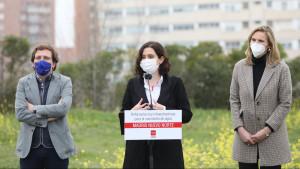 Madrid vota en contra de la propuesta del Ministerio de Sanidad para Semana Santa