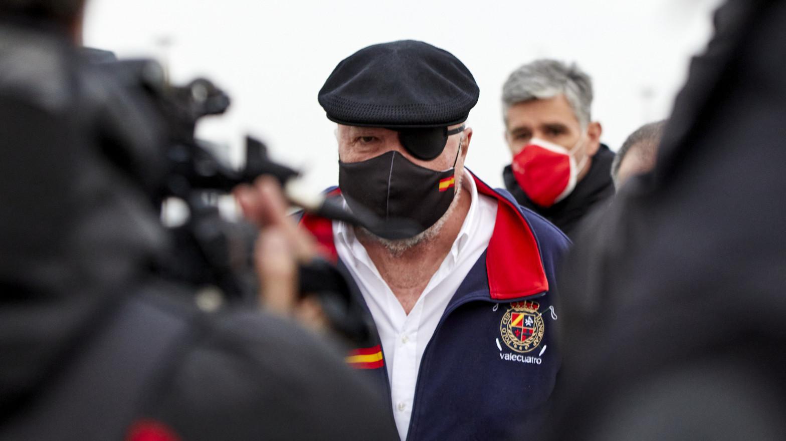 Investigan si Villarejo extorsionó a la agencia acusada de grabar a la exnovia de Pujol Jr