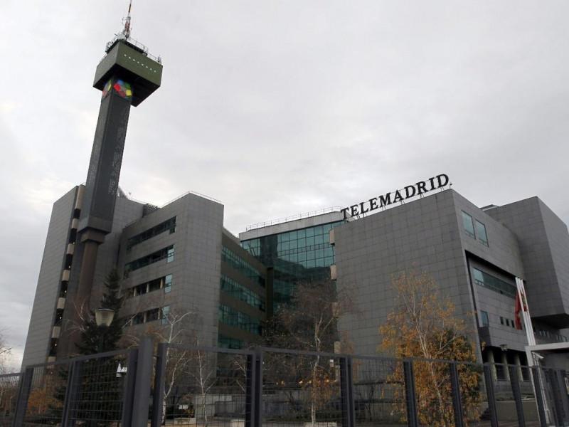 Sede central de Telemadrid