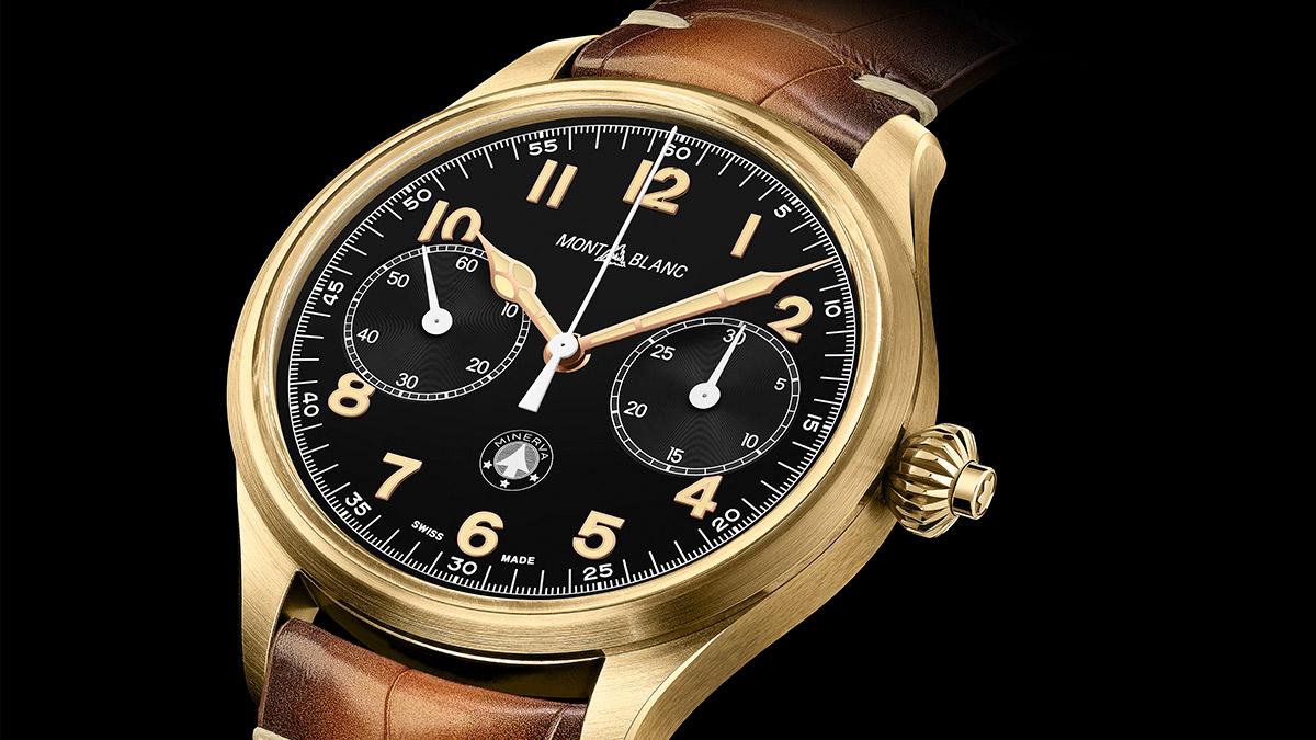 Montblanc se adentra en sus orígenes creativos relojeros