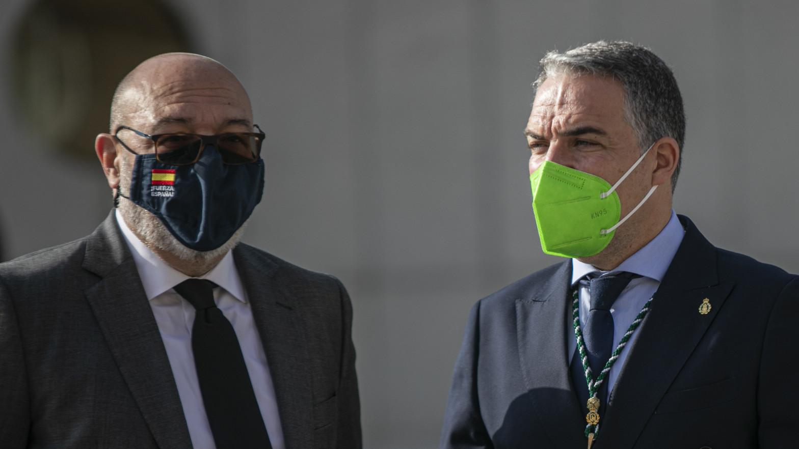 Vox se lanza a por el voto tradicional del PSOE en el mundo rural andaluz