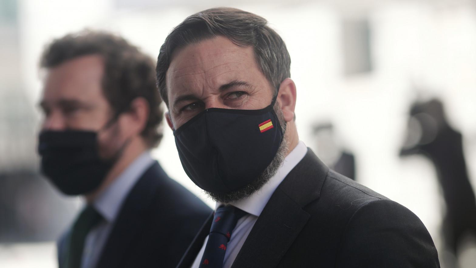 """Vox cierra filas y no asume """"ningún error"""" en el apoyo al decreto de los fondos de Sánchez"""