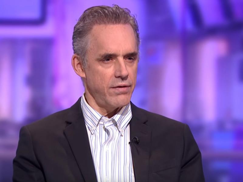 El psicólogo Jordan Petersen.