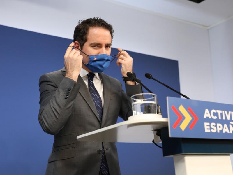 """El PP reprocha a Pedro Sánchez que """"antepusiera la ideología a la salud"""" con el 8-M hace un año"""