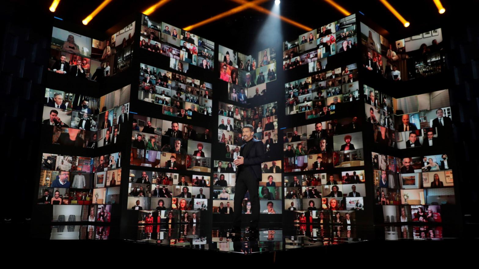 La gala de los premios Goya, la menos vista de los últimos 15 años