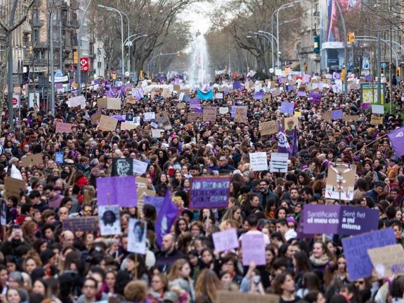 8-M: contra la instrumentalización política de la mujer