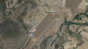 Mueren los dos ocupantes de una avioneta sin motor en un accidente en Toledo