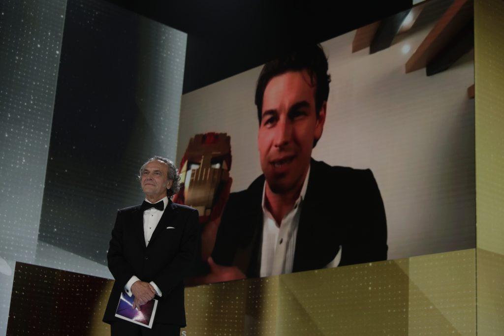 Mario Casas, Goya al mejor actor