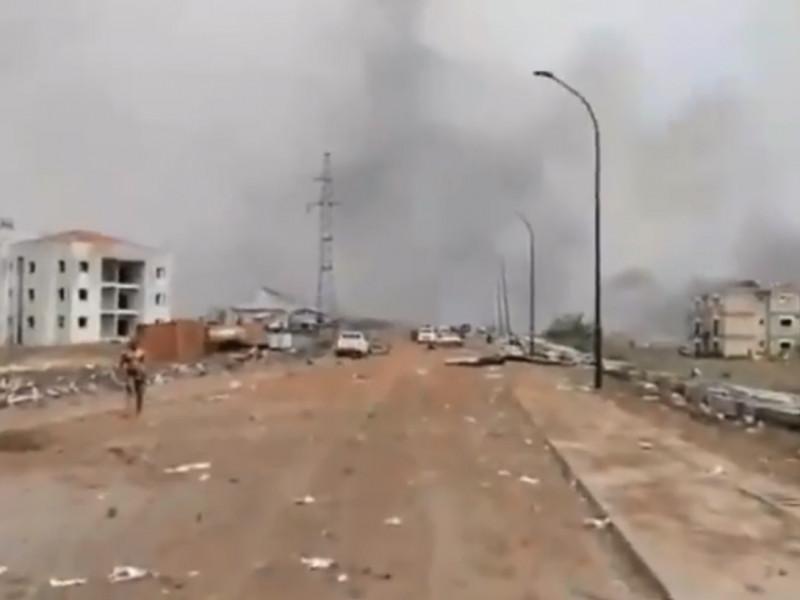 El Gobierno de Guinea Ecuatorial eleva a 98 el número de fallecidos en las explosiones de Bata