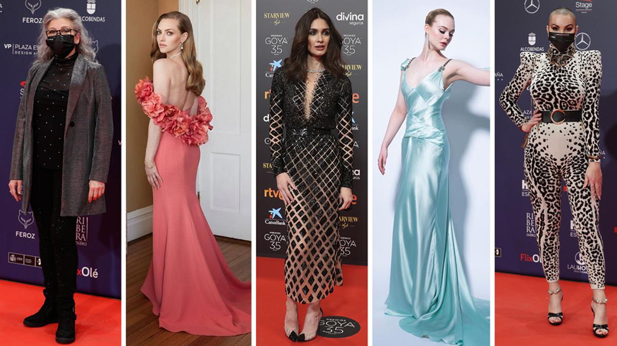 De Paz Vega a Nicole Kidman: las mejor y peor vestidas de las últimas alfombras rojas