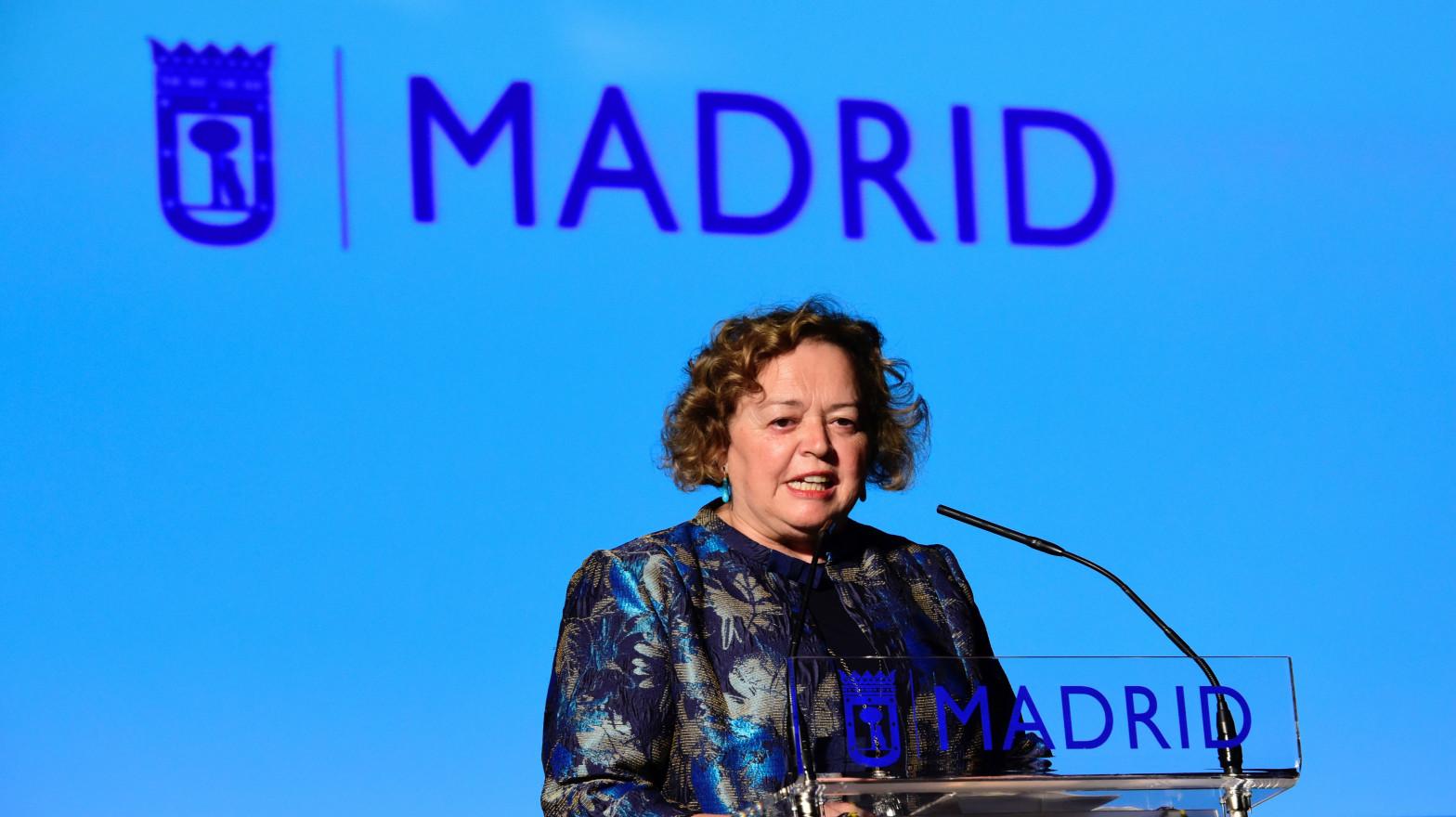 Rosa Menéndez, presidenta del Consejo Superior de Investigaciones Científicas (CSIC)