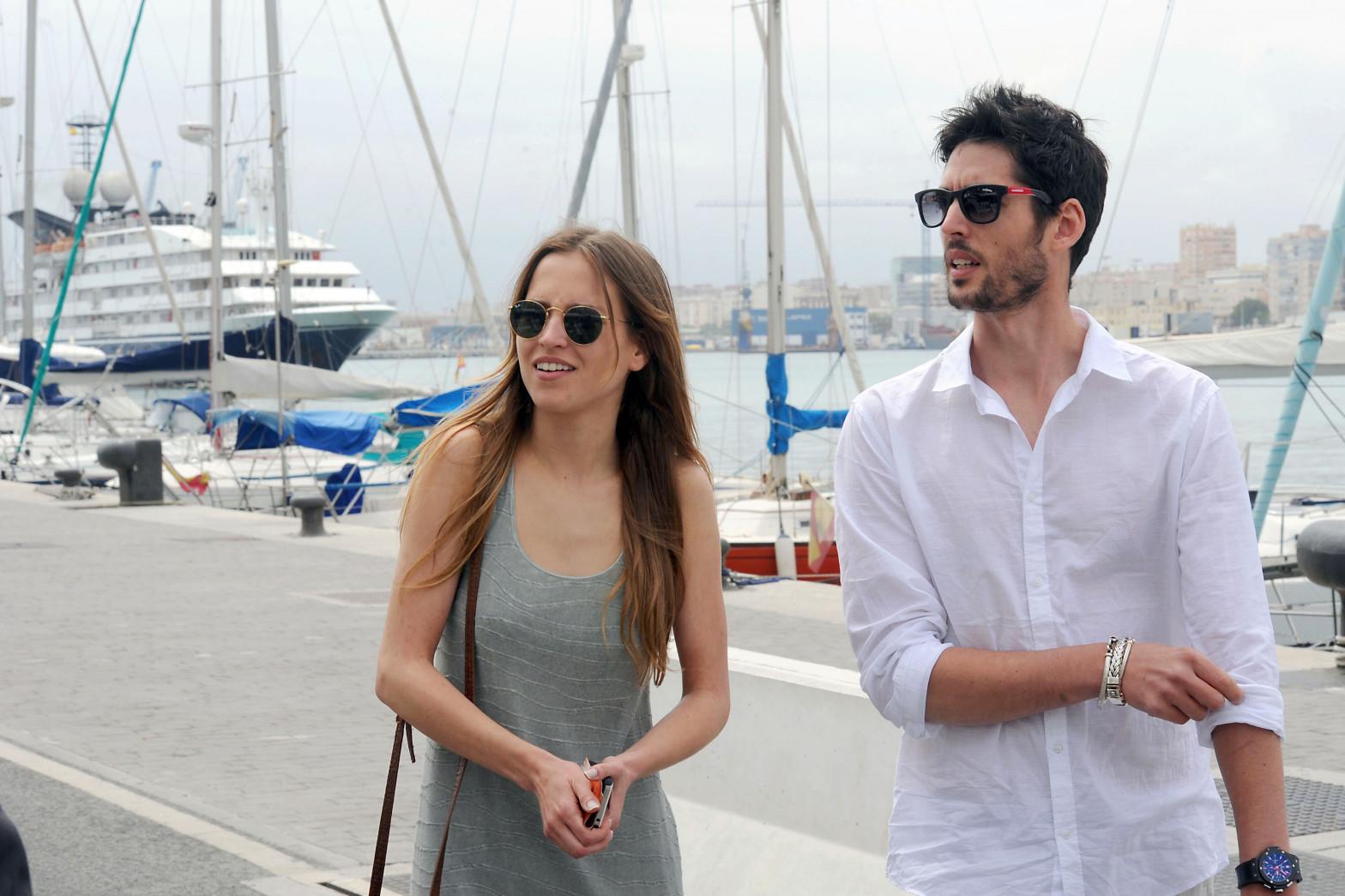 Ana Fernández y Santi Trancho en 2013