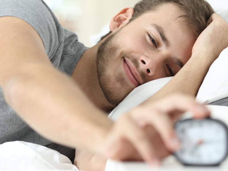 Tres hábitos para despertarse con mucha energía por las mañanas