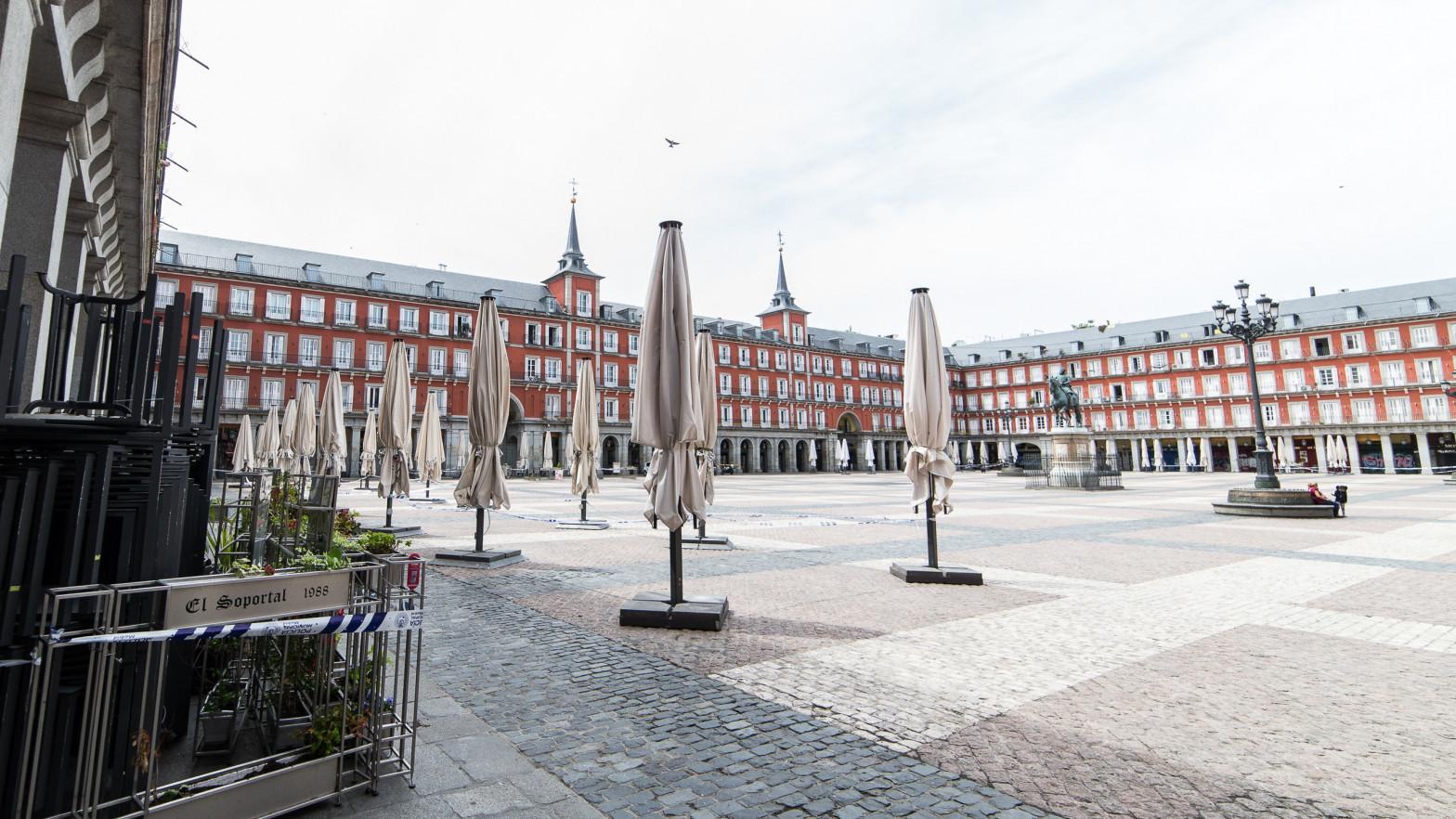 Madrid: Dictadura o Libertad