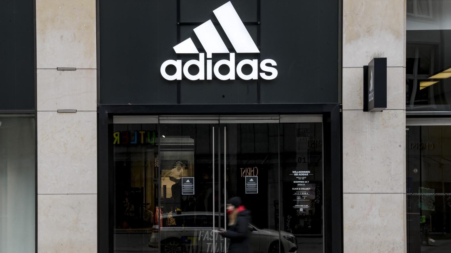 El Incibe avisa de que Adidas no está haciendo regalos por el Día de la Mujer