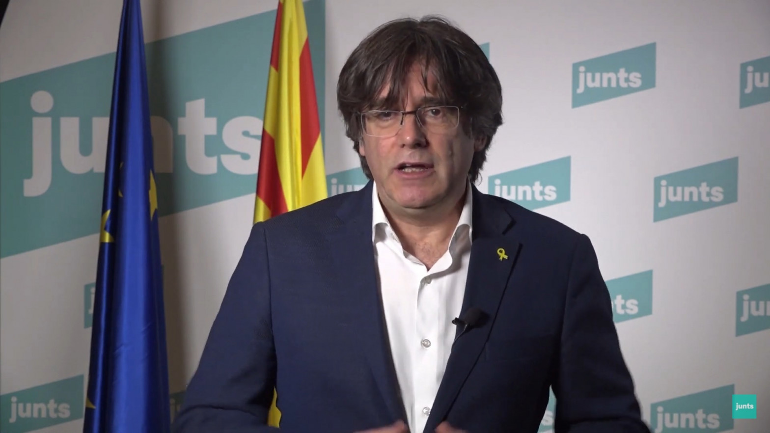 El Monopoly de Puigdemont: queda libre de la cárcel