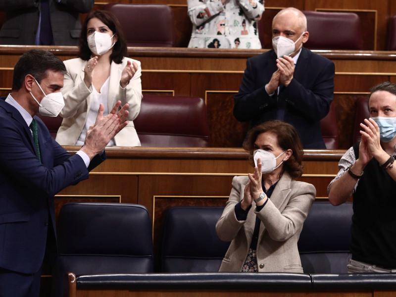 El Congreso aprueba la reforma que limita las funciones del CGPJ para que esté vigente en abril