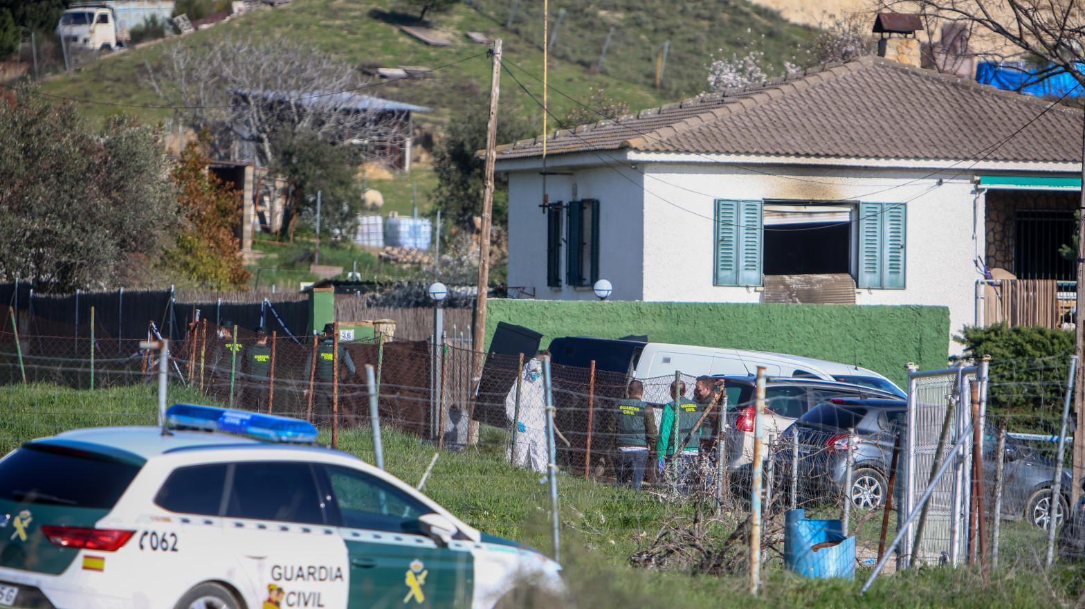 El presunto asesino de El Molar mató anoche a su mujer e hija y esta mañana se suicidó