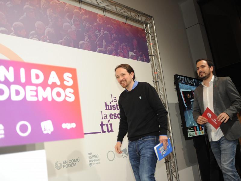 El Tribunal de Cuentas detecta dos contratos de Unidas Podemos en los comicios municipales de 2019 que no se le comunicaron