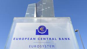 Vista de la sede central del BCE en Fráncfort.