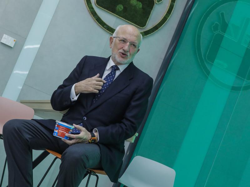 Repsol compra a Juan Roig su participación en la comercializadora Gana Energía