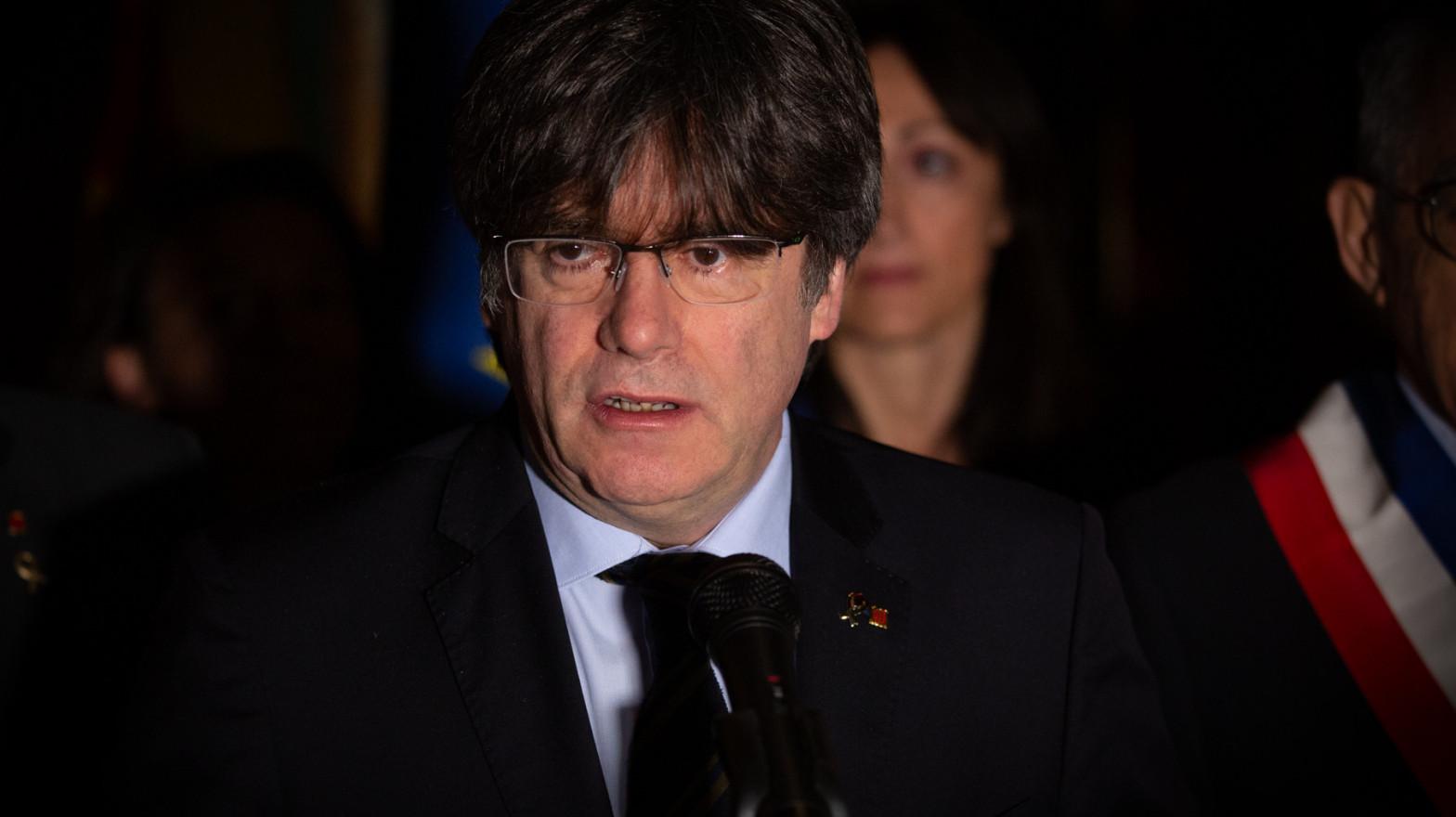 El juez sitúa al entorno de Puigdemont en Tsunami Democràtic y lo envía a la Audiencia