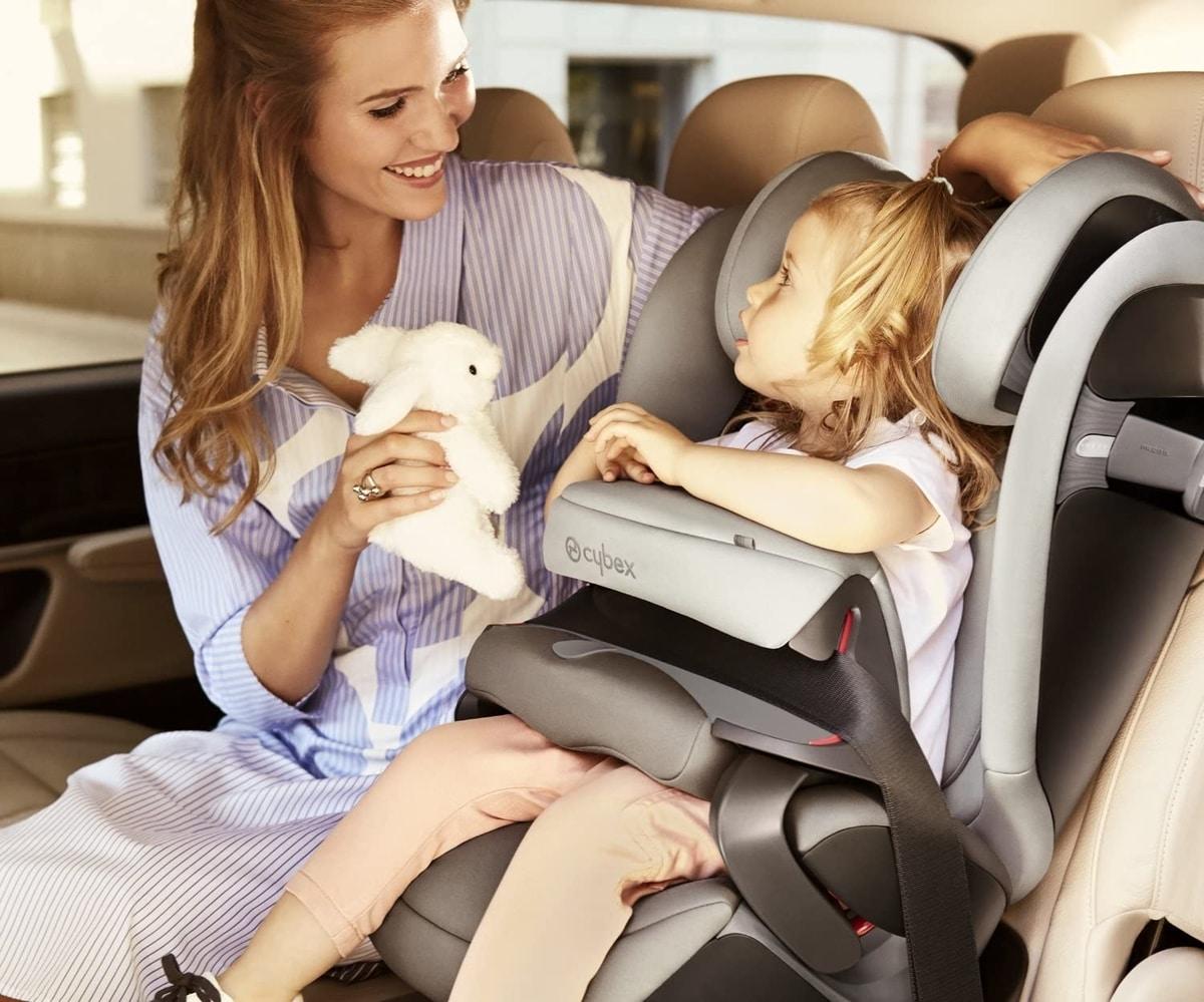 Cybex te ofrece la máxima seguridad para tu bebé con estas sillas