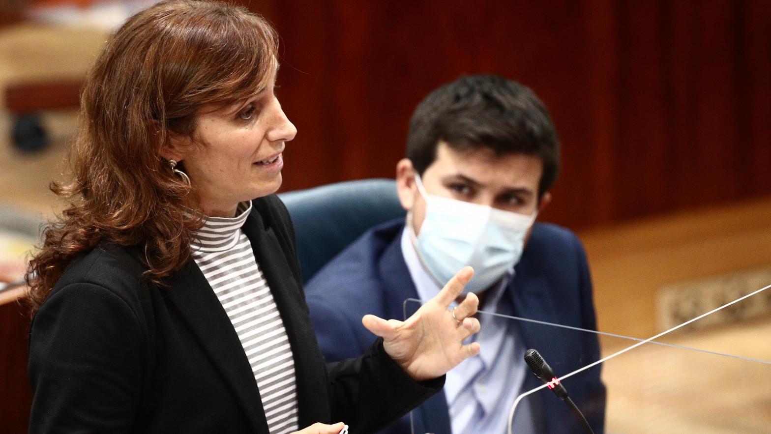 """Más Madrid estudiará una posible coalición con Iglesias pero pide """"respeto"""""""
