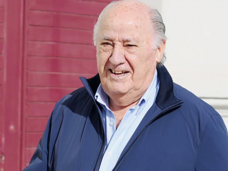 Amancio Ortega ha ingresado 12.200 millones desde 2010 por dividendos de Inditex