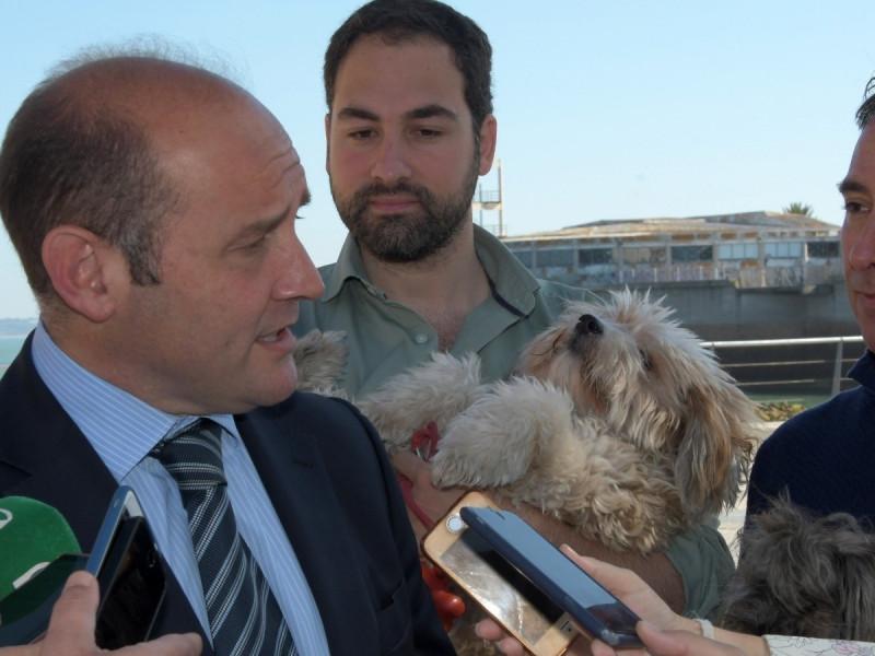 El PP de Cádiz recurrirá ante el TC la absolución de 'Kichi' del delito de calumnias en el 'caso Loreto'