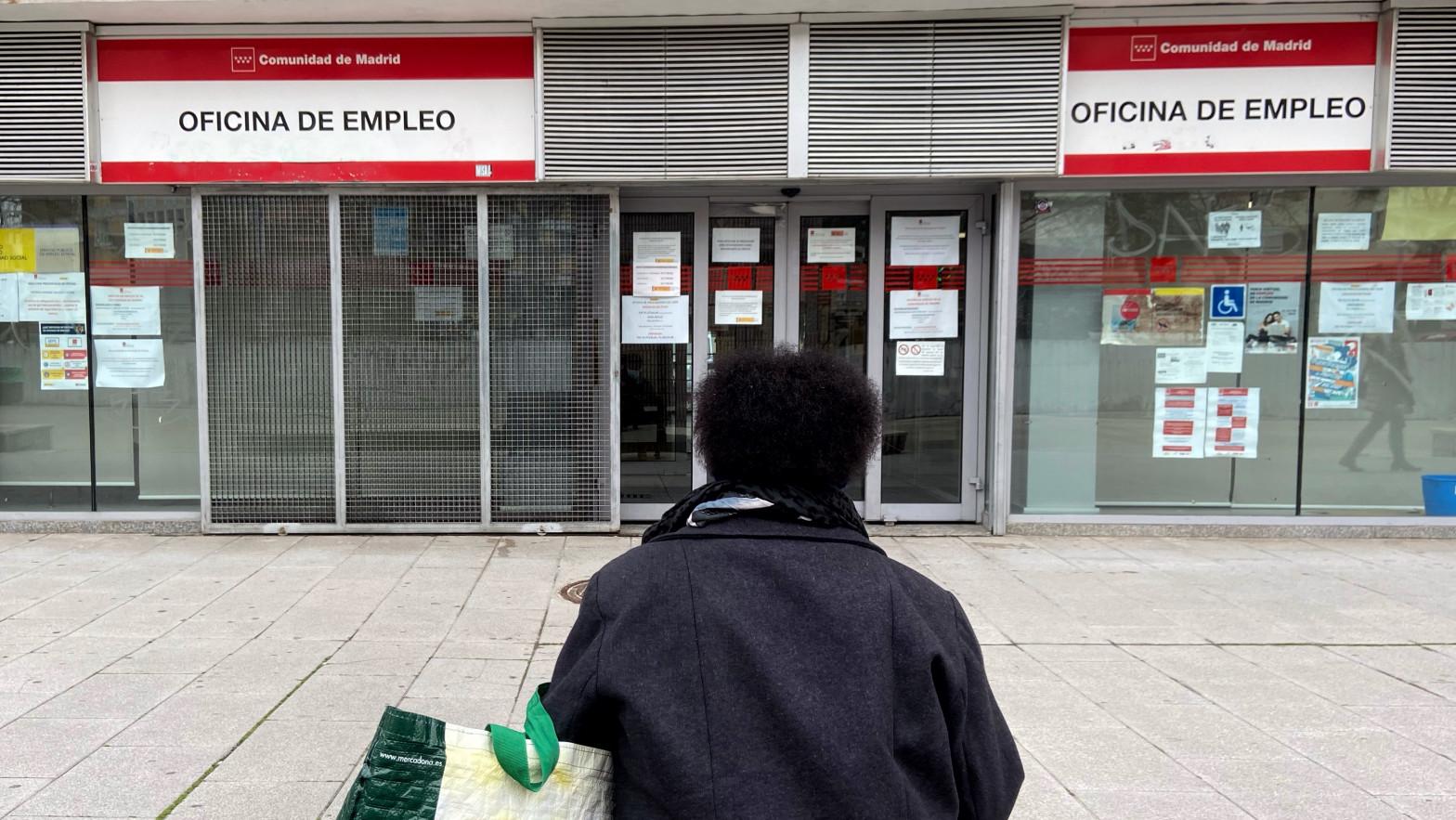 España continúa siendo el país con más desempleo de la OCDE