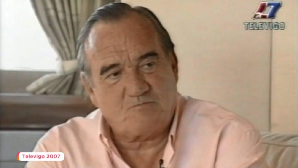 Fernando Fernández Tapias habla de sus hijos en una entrevista en 2007