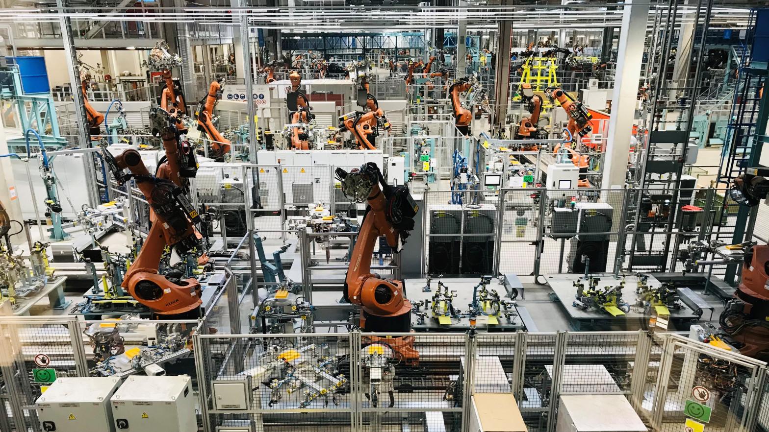 El sector de componentes facturó 18.000 millones en 2020, un 14% menos