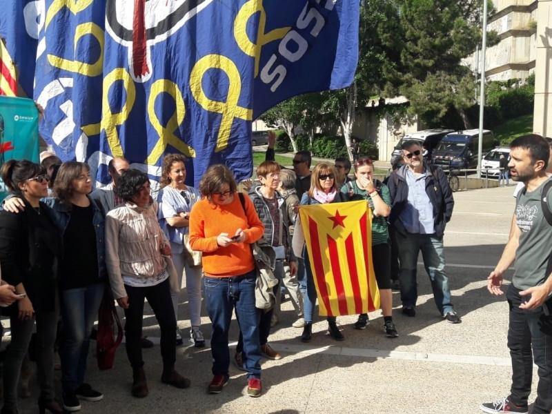 Las bases de la CUP avalan la apuesta para asumir la Presidencia del Parlamento catalán