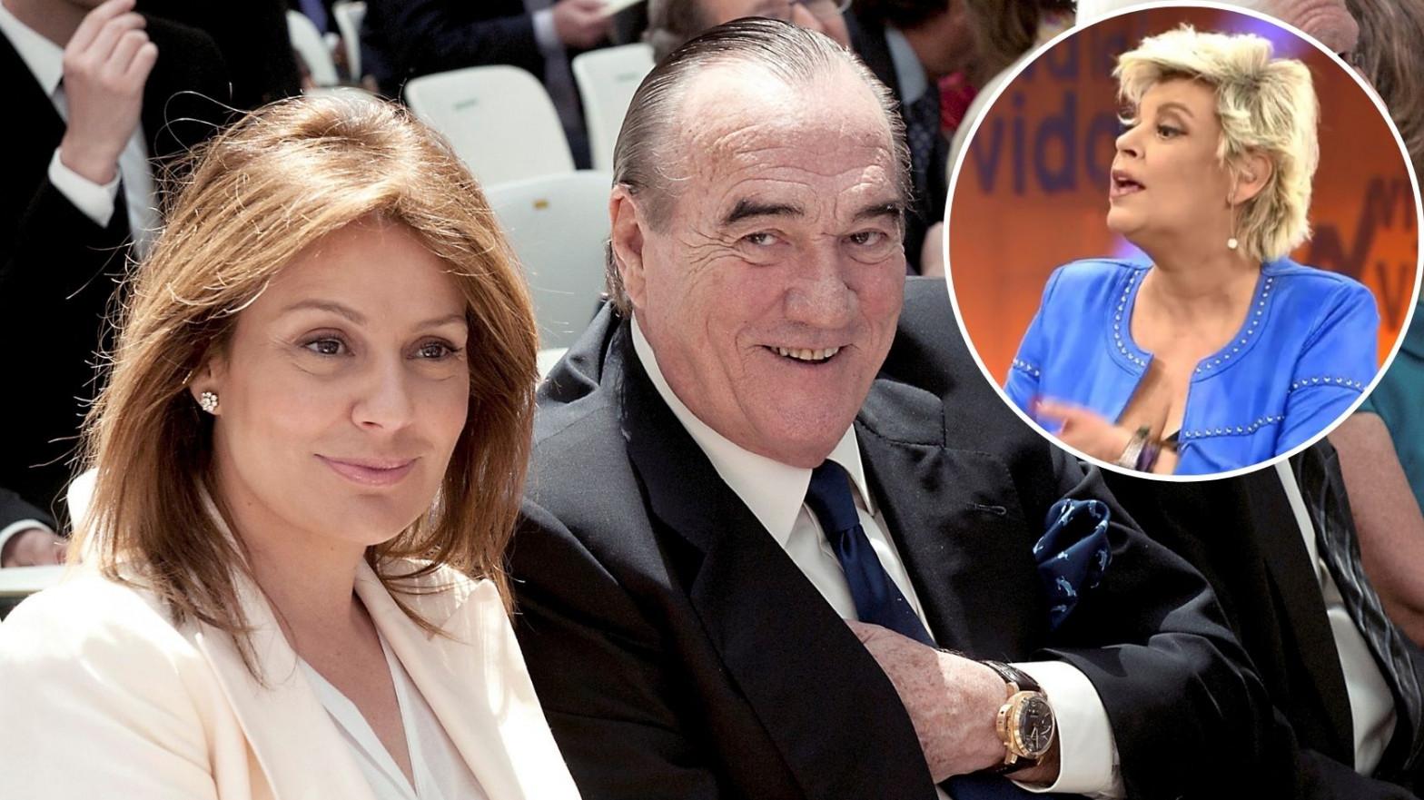 """Terelu Campos arremete contra los hijos de Fernández Tapias: """"La ambición es asquerosa en la vida"""""""
