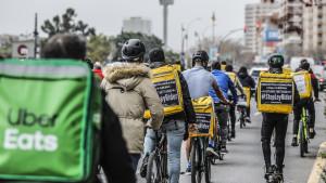 La 'ley rider' se enfrenta al periodo de enmiendas con la presión de PP y Vox