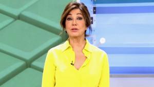 Ana Rosa Quintana en su programa