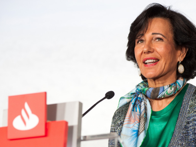 Santander, BBVA y Mastercard se unen en bloque al lobby de las tecnológicas