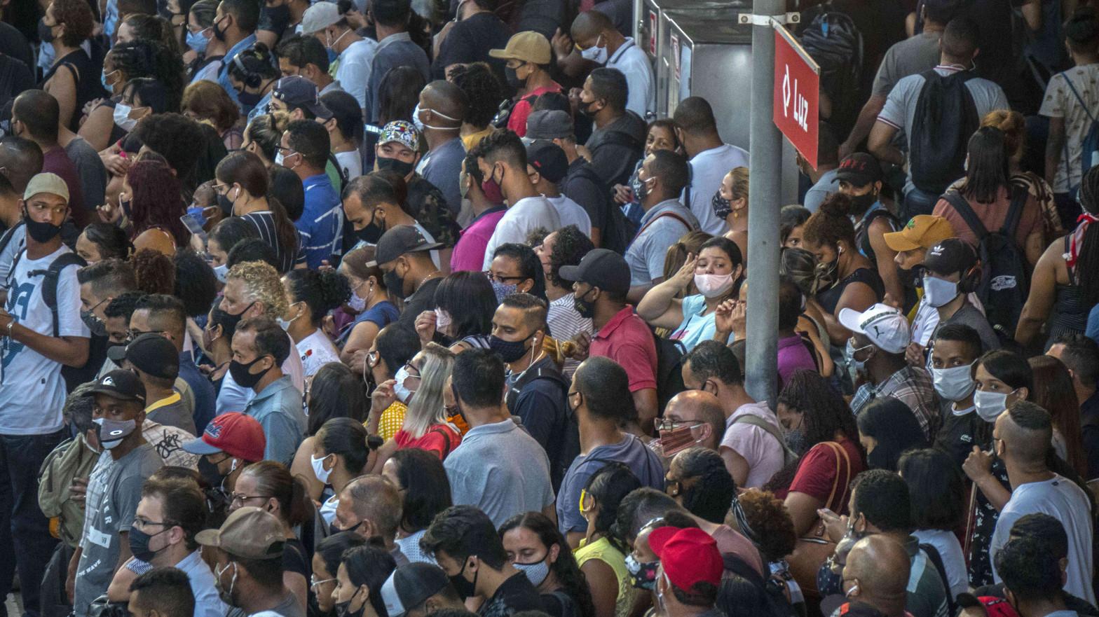 Latinoamérica vive un preocupante incremento de casos de coronavirus