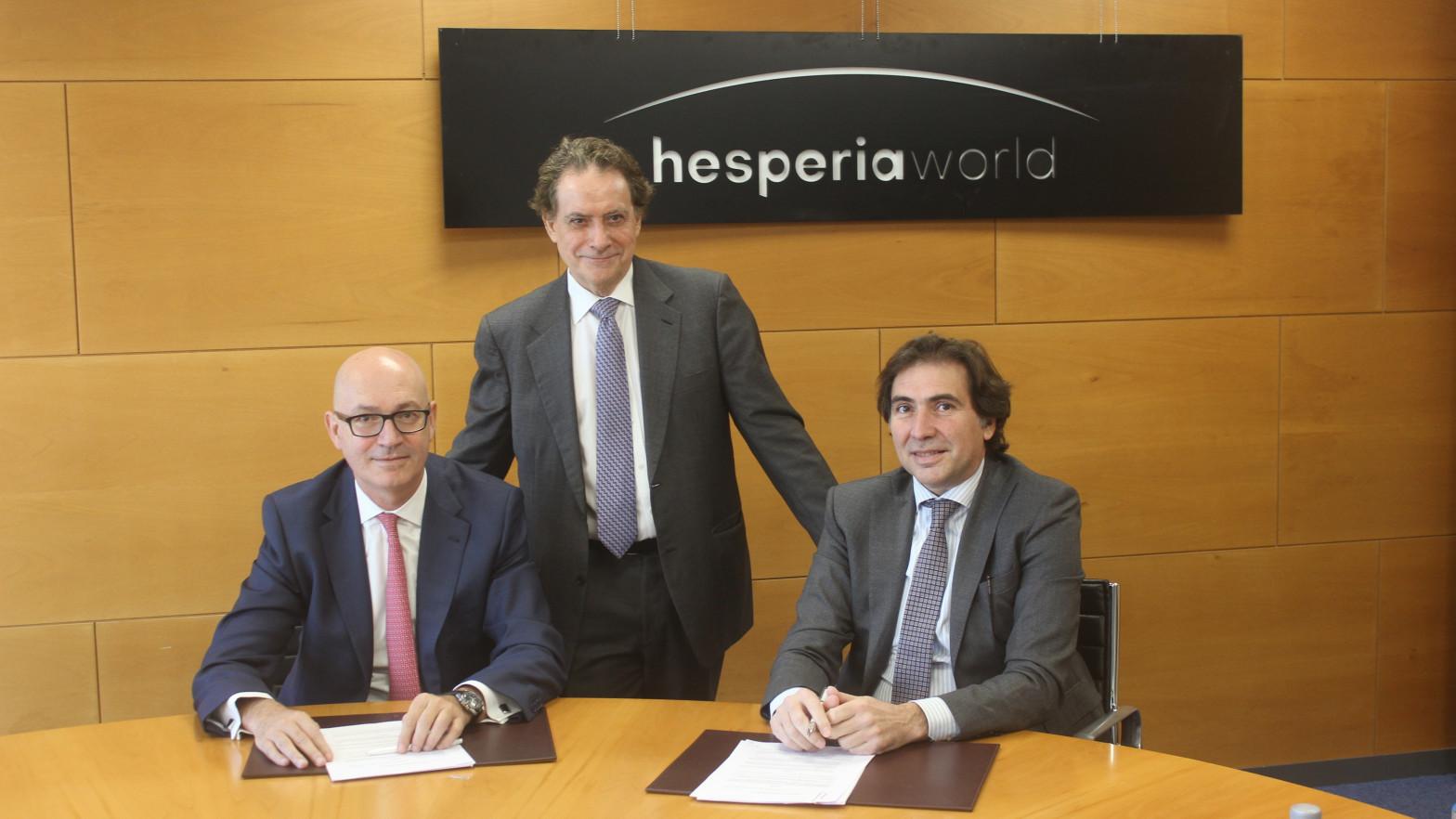 Hesperia pide 55 millones de euros a la SEPI tras el desplome del turismo