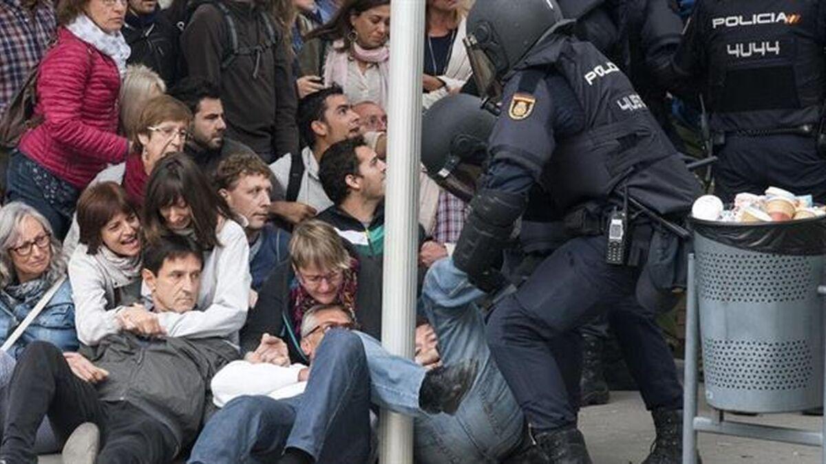 La Generalitat pide investigar una agresión sexual durante las cargas de 1-0