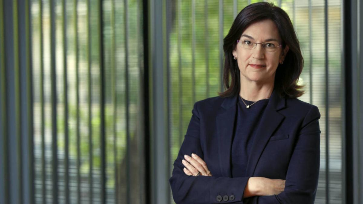 Cani Fernández es presidenta de la CNMC