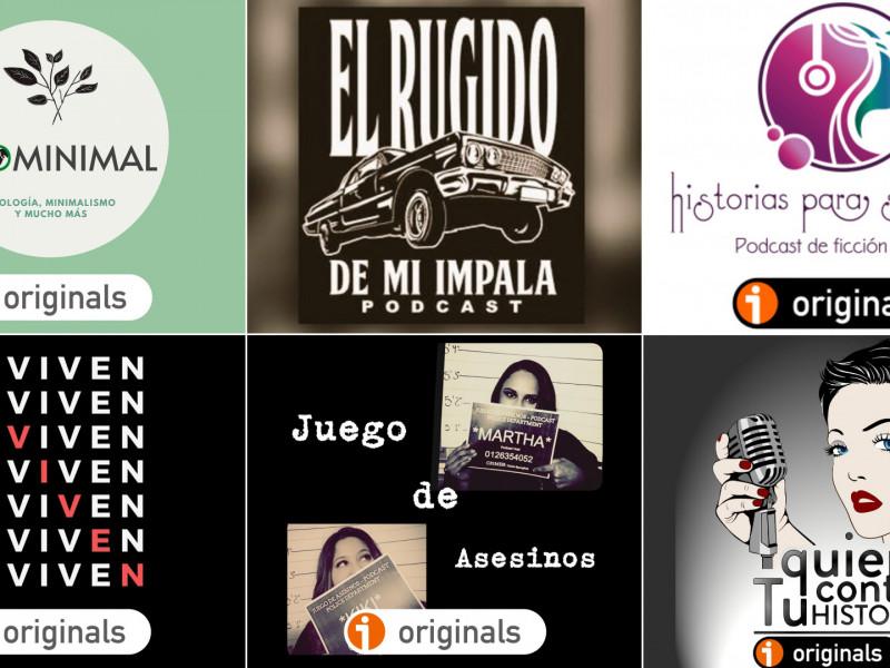 Diez podcast liderados por mujeres para amenizar tu fin de semana