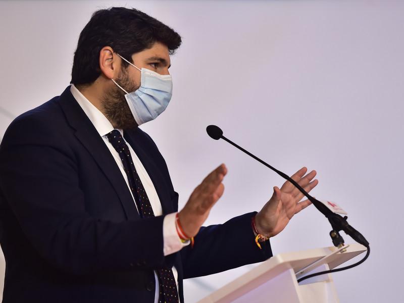 López Miras incluye a dos diputados de Ciudadanos en su Gobierno y frustra la moción de censura