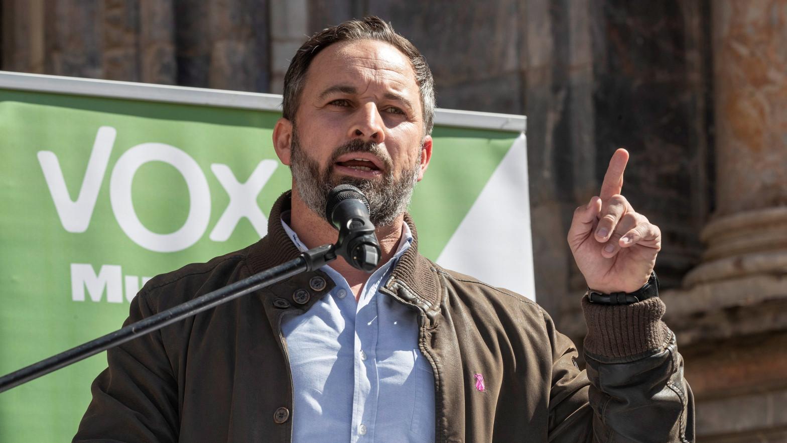 Vox supera al PP por primera vez a nivel nacional, según una encuesta