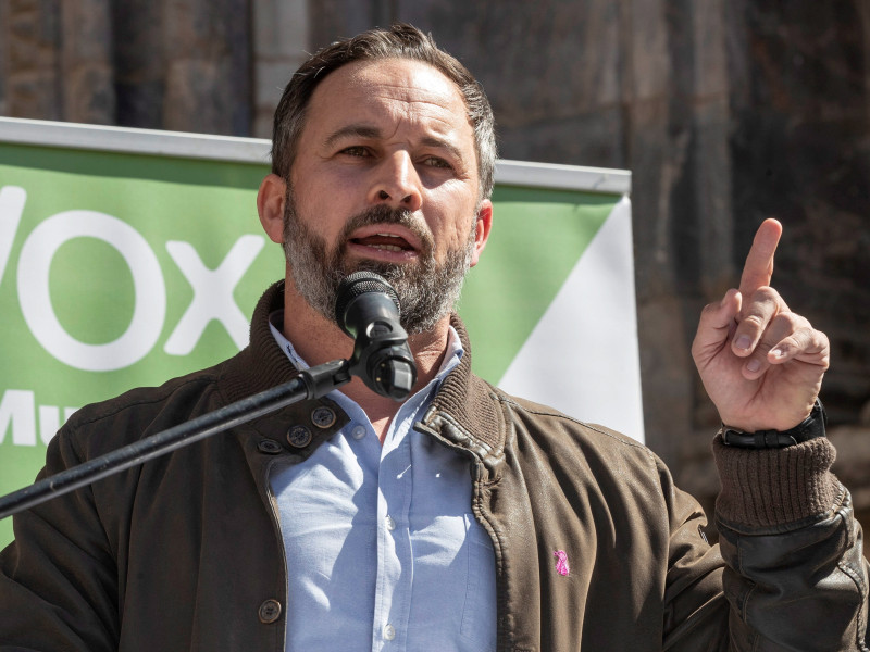 Vox, la otra víctima de la moción de censura fallida en Murcia