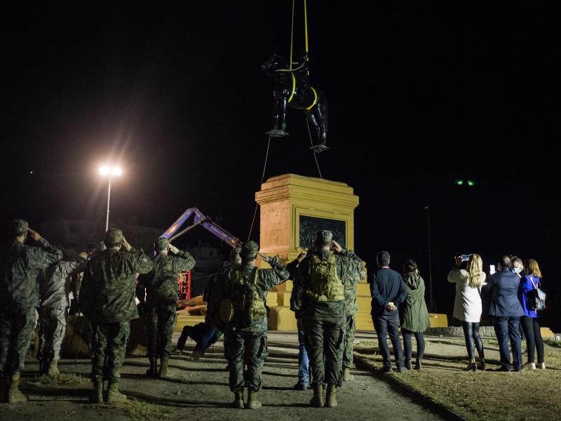 Las protestas en Chile se saldan con 69 detenidos y 13 carabineros heridos